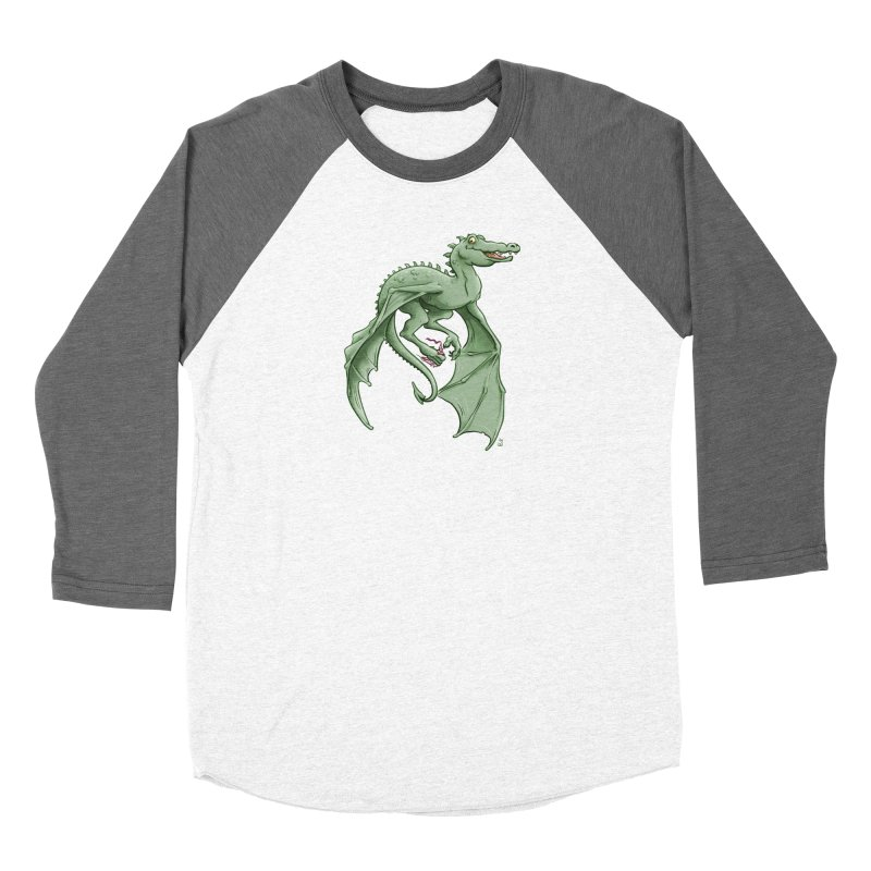 Dragon's Prize Women's Longsleeve T-Shirt by The Artist Shop of Jason Martian