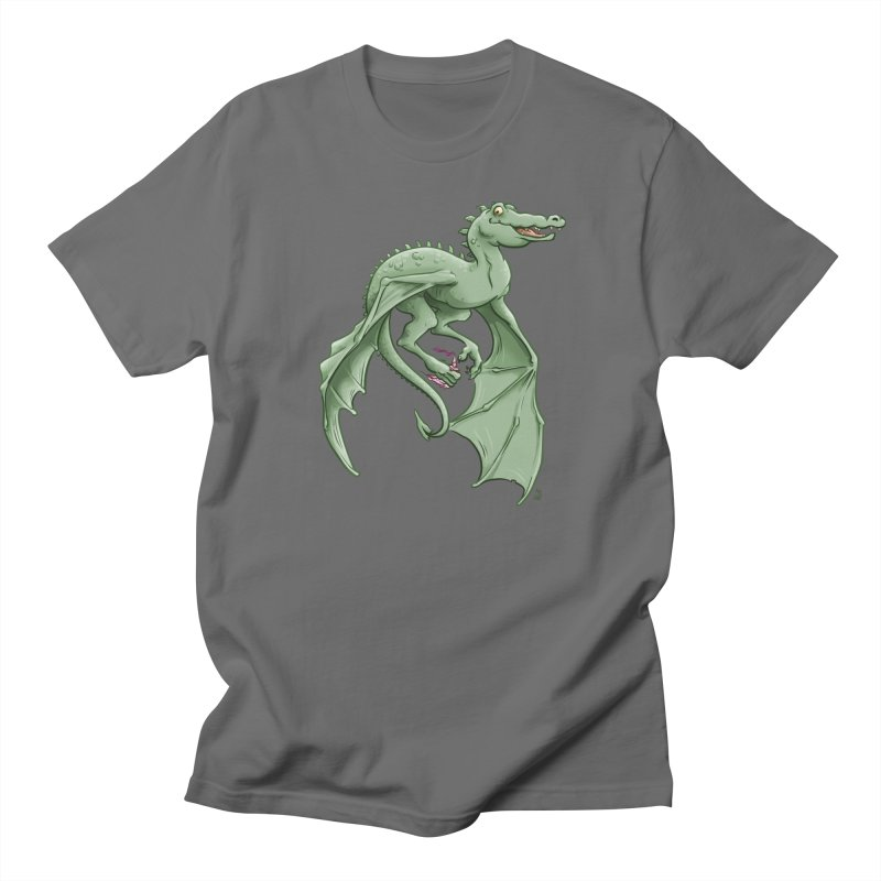 Dragon's Prize Men's T-Shirt by jasonmartian's Artist Shop