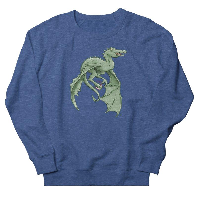 Dragon's Prize Men's Sweatshirt by The Artist Shop of Jason Martian