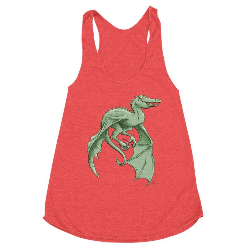 Dragon's Prize Women's Tank by The Artist Shop of Jason Martian