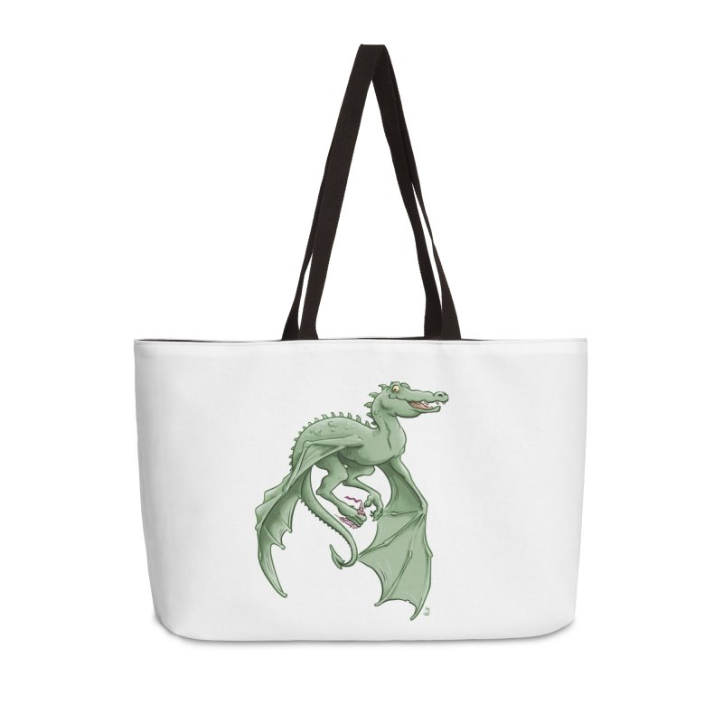 Dragon's Prize Accessories Bag by The Artist Shop of Jason Martian