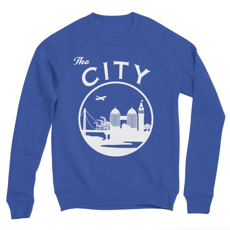 THE CITY of Oakland (white) Women's Sweatshirt by The Artist Shop of Jason Martian