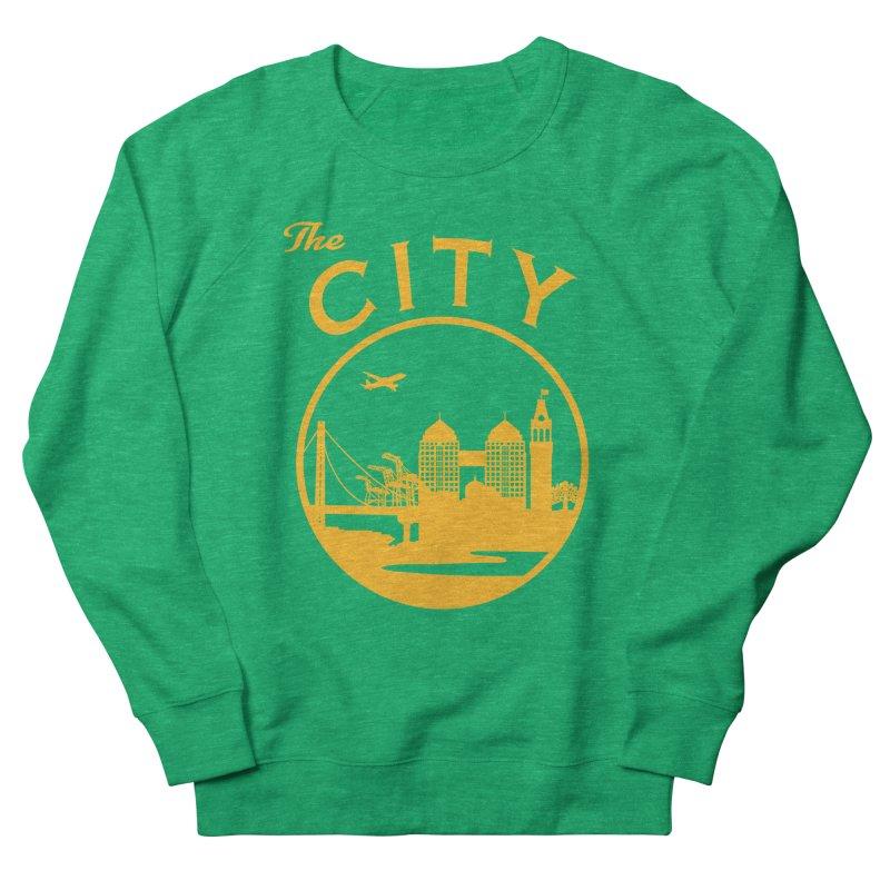 THE CITY of Oakland (Gold) Women's Sweatshirt by The Artist Shop of Jason Martian