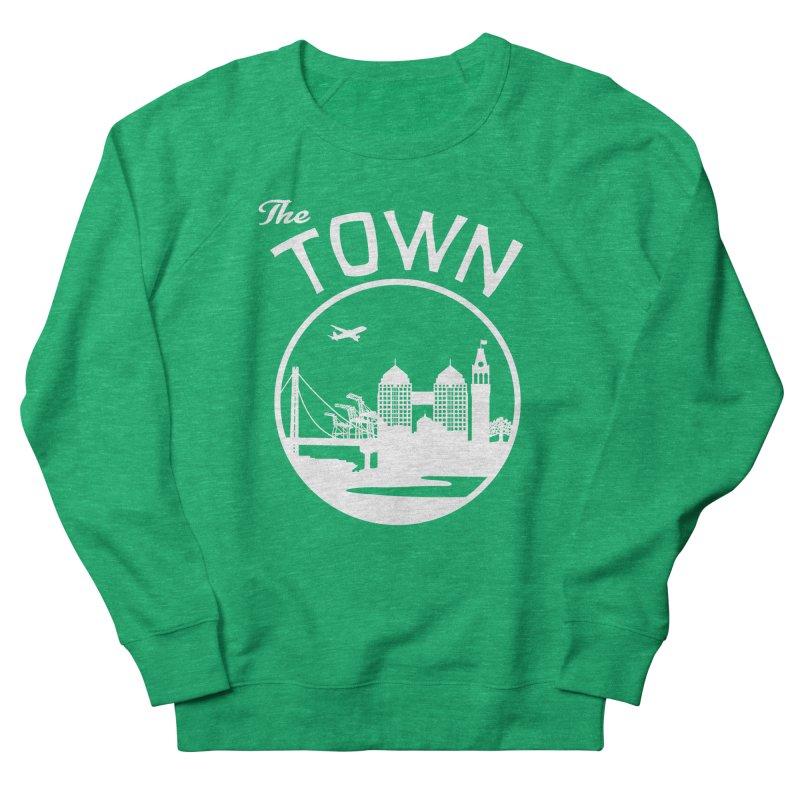 Oakland: The Town Women's Sweatshirt by The Artist Shop of Jason Martian