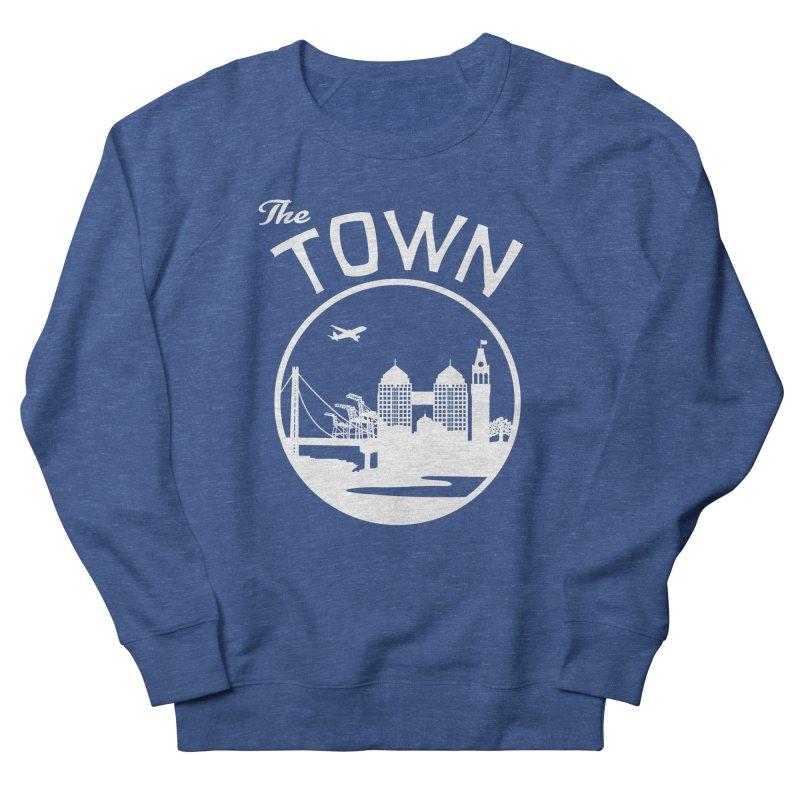 Oakland: The Town Men's Sweatshirt by The Artist Shop of Jason Martian