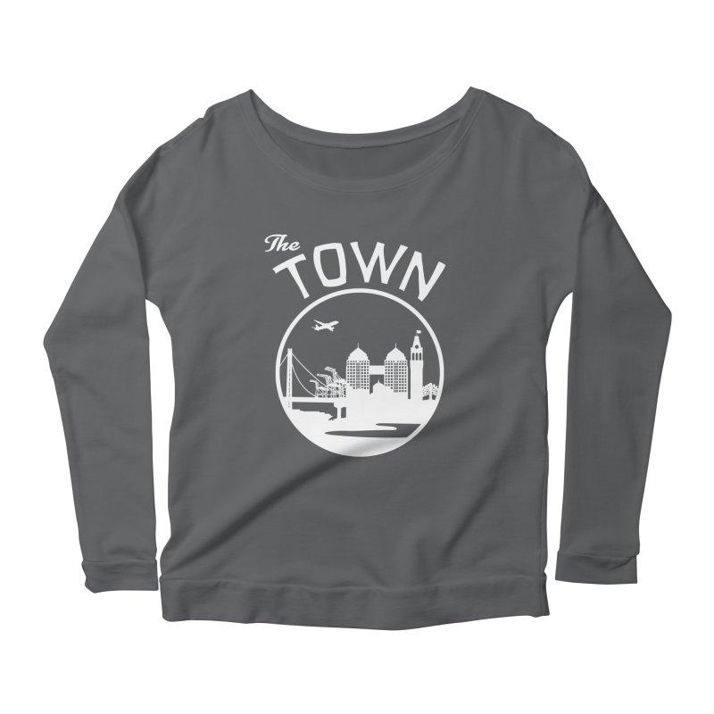 Oakland: The Town Women's Longsleeve T-Shirt by The Artist Shop of Jason Martian