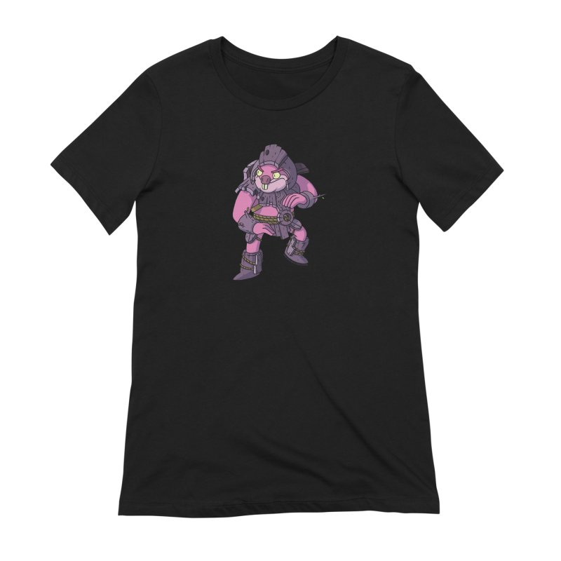 Berbil - Protector of the Cage and Stream Women's T-Shirt by jasonmayart's Artist Shop