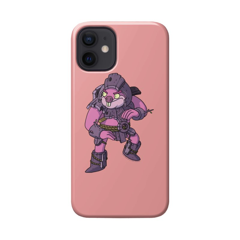 Berbil - Protector of the Cage and Stream Accessories Phone Case by jasonmayart's Artist Shop