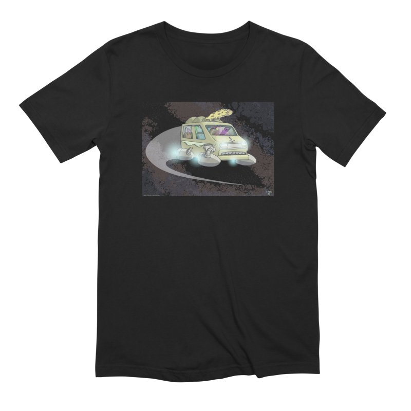 Special Terrestrial Deliver! Men's T-Shirt by jasonmayart's Artist Shop