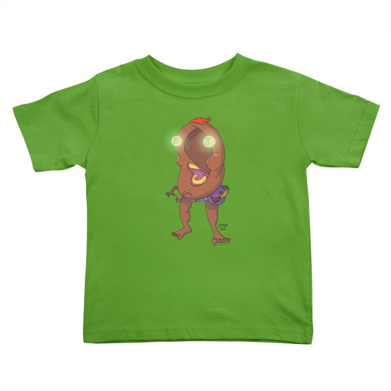 The Hope Valley Earwig Kids Toddler T-Shirt by jasonmayart's Artist Shop