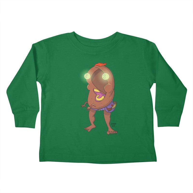 The Hope Valley Earwig Kids Toddler Longsleeve T-Shirt by jasonmayart's Artist Shop
