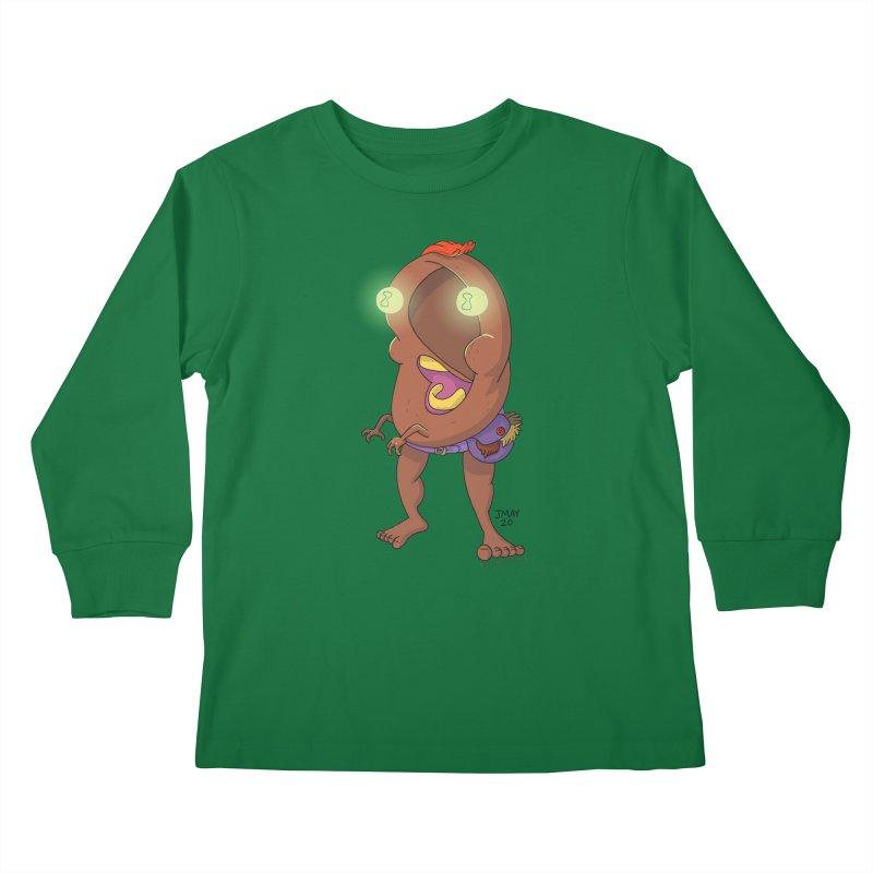 The Hope Valley Earwig Kids Longsleeve T-Shirt by jasonmayart's Artist Shop