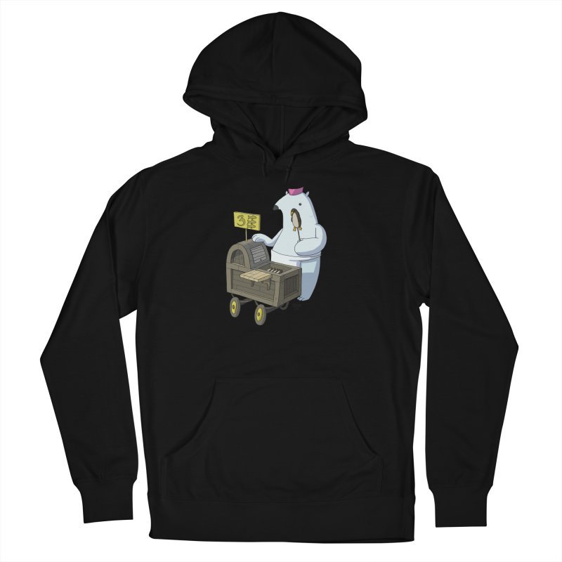 Bob's Penguin Pops! - Ice Ice Maybe Men's Pullover Hoody by jasonmayart's Artist Shop