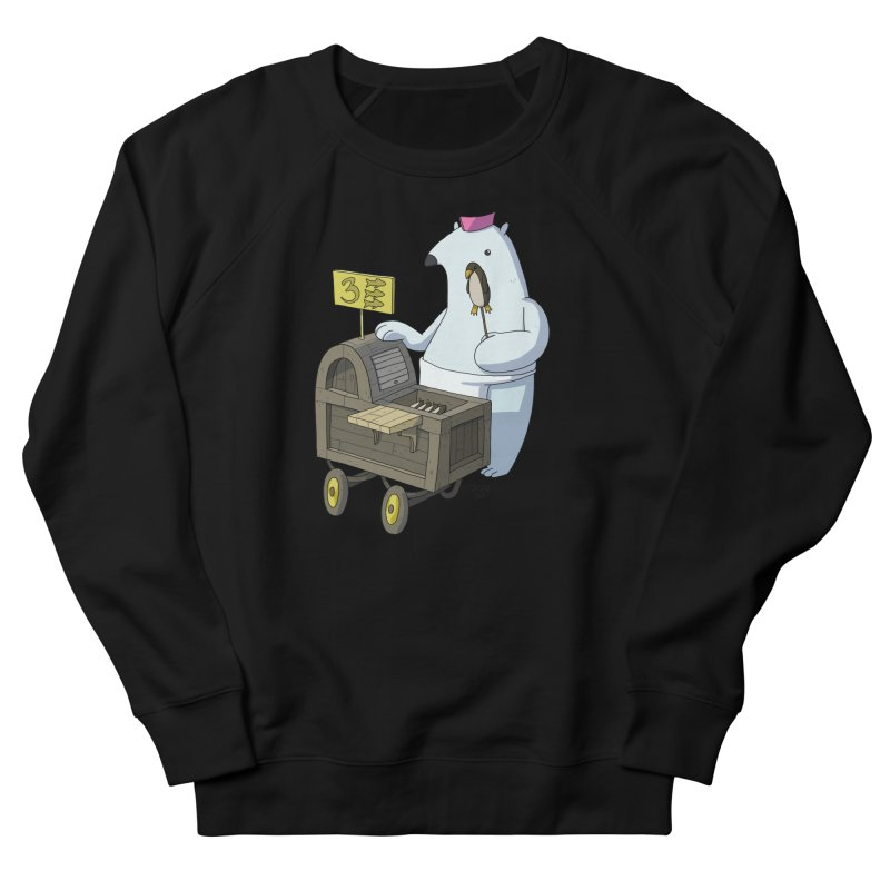 Bob's Penguin Pops! - Ice Ice Maybe Women's Sweatshirt by jasonmayart's Artist Shop