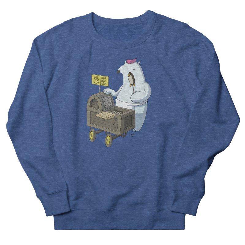 Bob's Penguin Pops! - Ice Ice Maybe Men's Sweatshirt by jasonmayart's Artist Shop