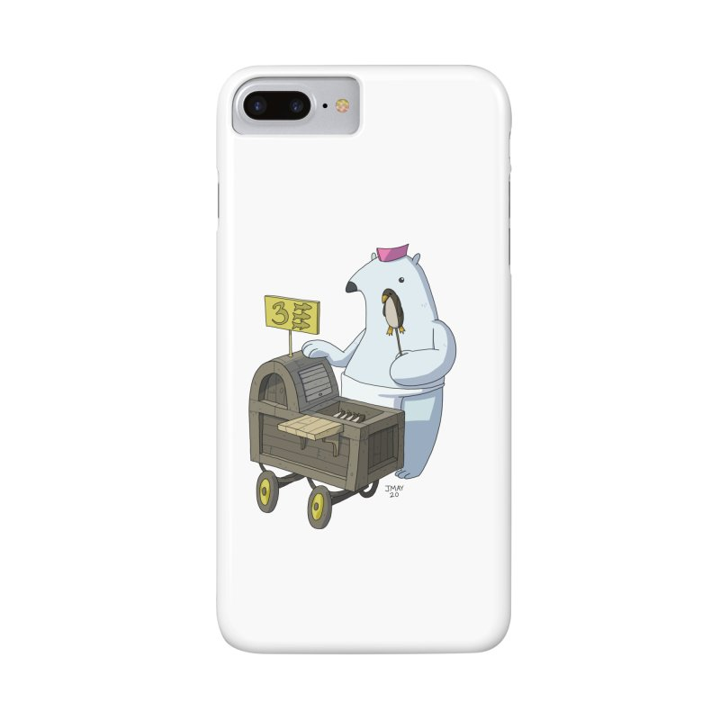 Bob's Penguin Pops! - Ice Ice Maybe Accessories Phone Case by jasonmayart's Artist Shop