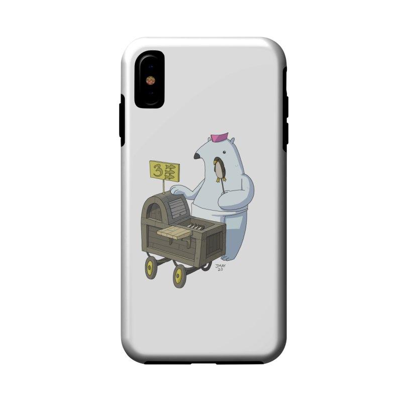 Bob's Penguin Pops! - Ice Ice Maybe Accessories Phone Case by jasonmayart's Artist Shop