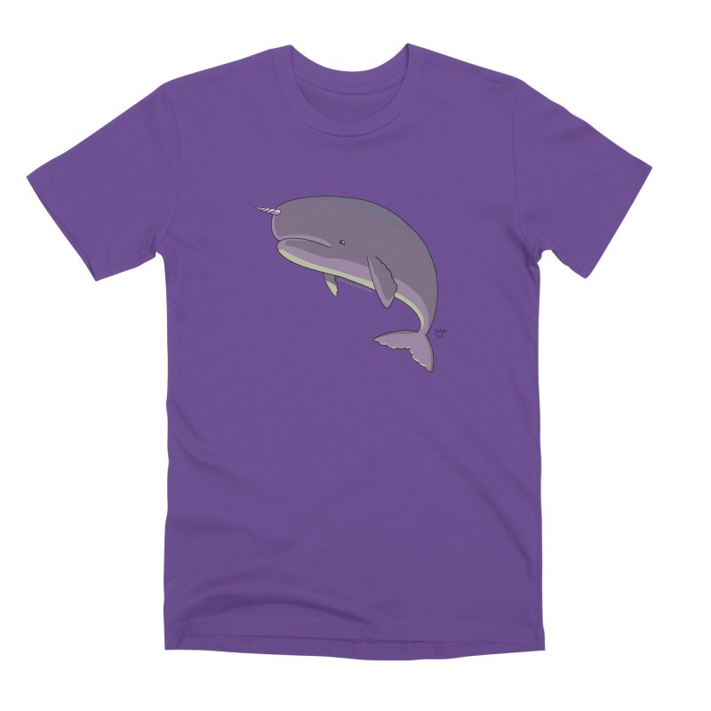 Just The Enchanted Whale! Men's T-Shirt by jasonmayart's Artist Shop