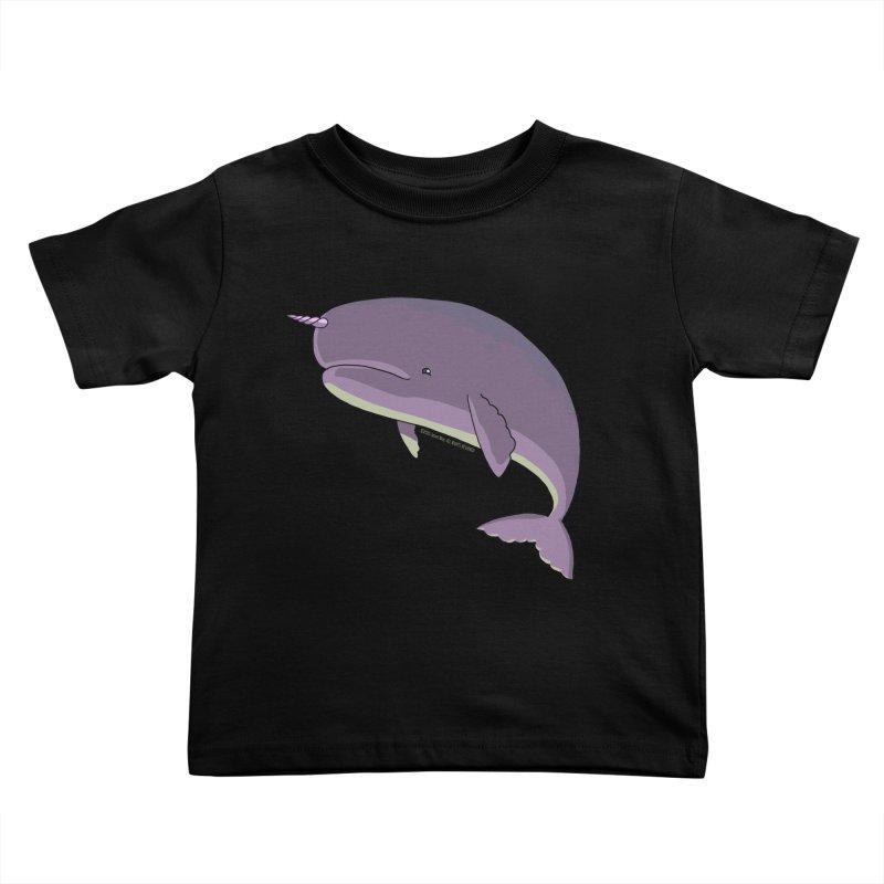 Just The Enchanted Whale! Kids Toddler T-Shirt by jasonmayart's Artist Shop