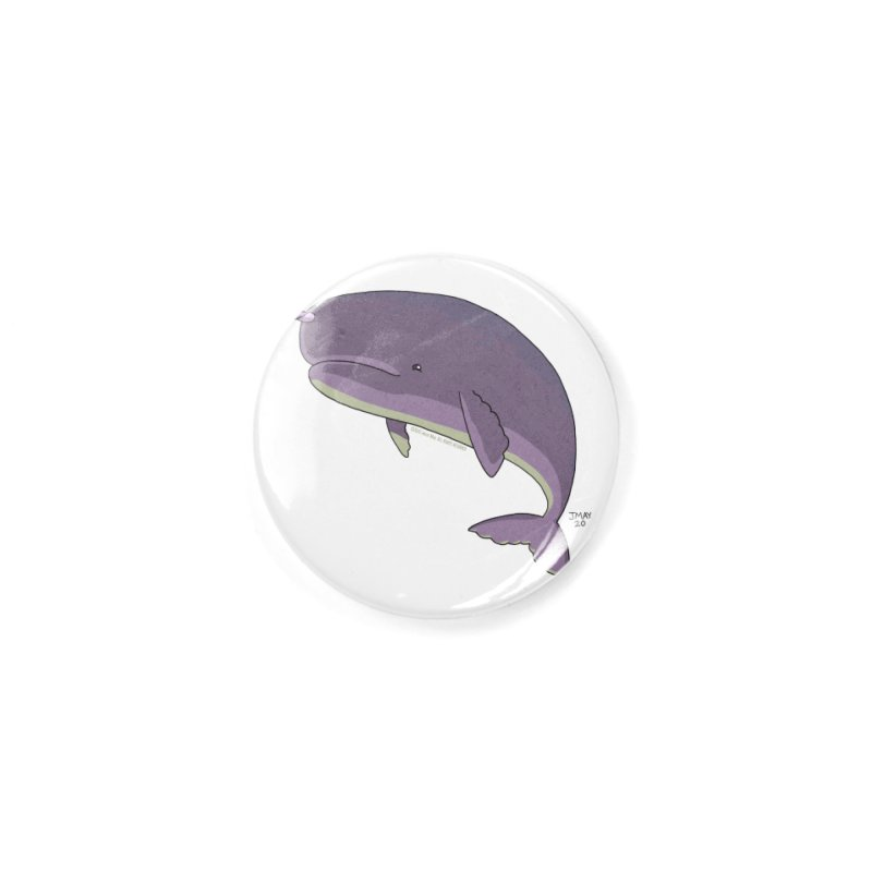 Just The Enchanted Whale! Accessories Button by jasonmayart's Artist Shop
