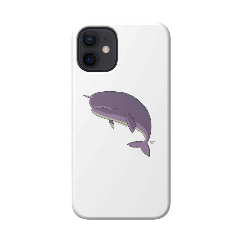 Just The Enchanted Whale! Accessories Phone Case by jasonmayart's Artist Shop