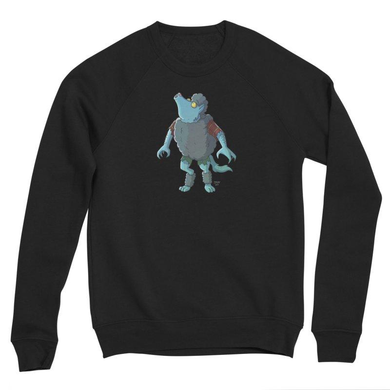 Werewolf in Sheep's Clothing Women's Sweatshirt by jasonmayart's Artist Shop