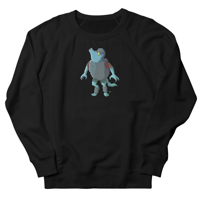 Werewolf in Sheep's Clothing Women's Sweatshirt by jasonmayart's Artist Shop
