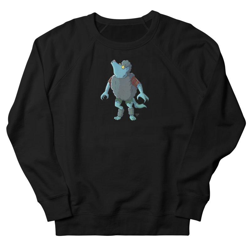 Werewolf in Sheep's Clothing Men's Sweatshirt by jasonmayart's Artist Shop