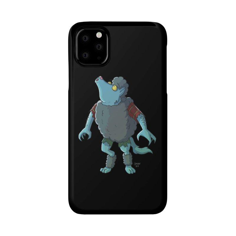 Werewolf in Sheep's Clothing Accessories Phone Case by jasonmayart's Artist Shop