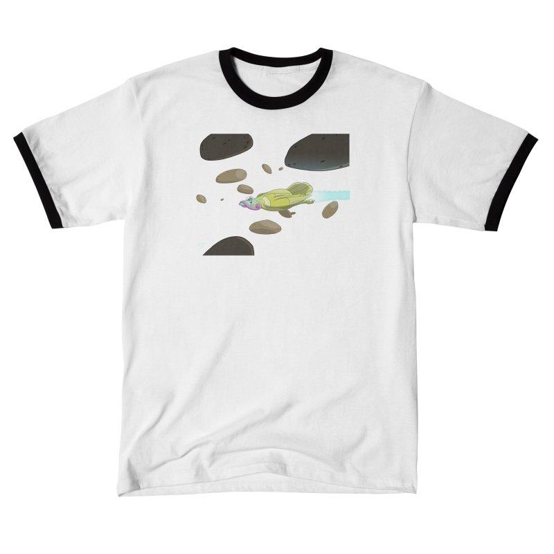 Turkey Rocket Men's T-Shirt by jasonmayart's Artist Shop