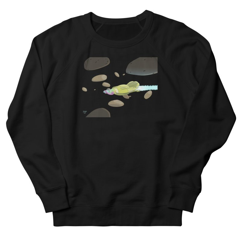 Turkey Rocket Women's Sweatshirt by jasonmayart's Artist Shop