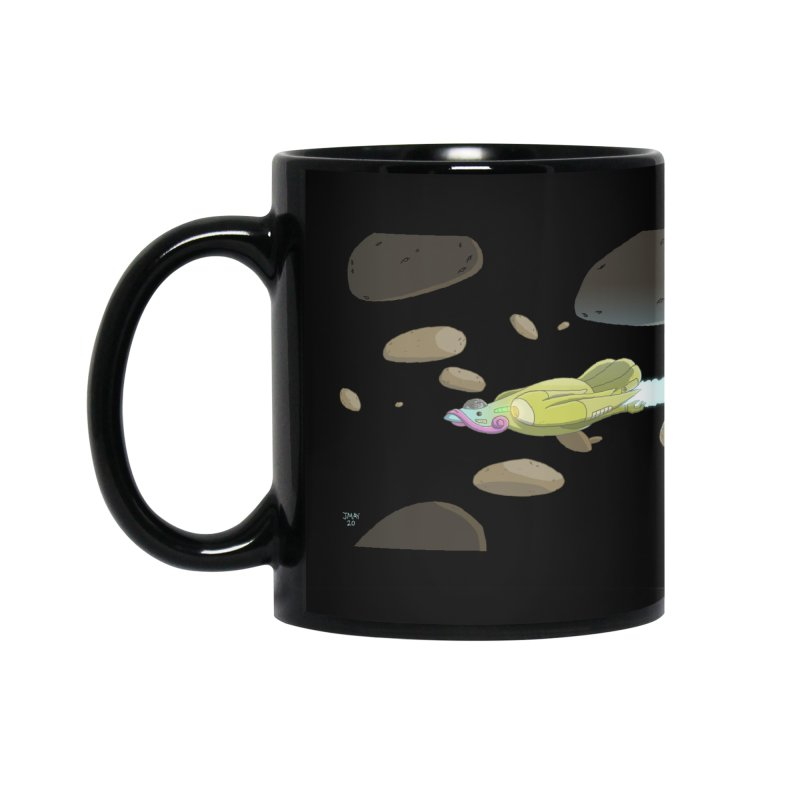 Turkey Rocket Accessories Mug by jasonmayart's Artist Shop