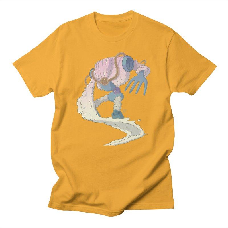Mashed Potato Mech! Men's T-Shirt by jasonmayart's Artist Shop