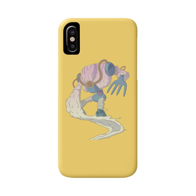 Mashed Potato Mech! Accessories Phone Case by jasonmayart's Artist Shop