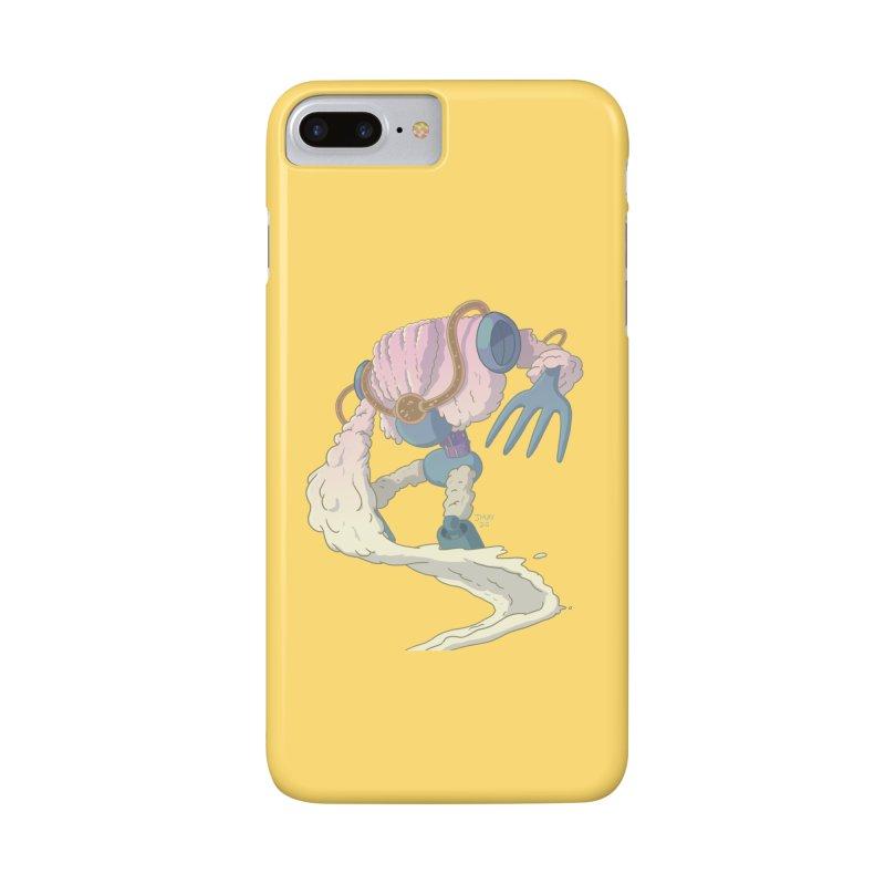 Mashed Potato Mech! Accessories Phone Case by jasonmayart's Artist Shop