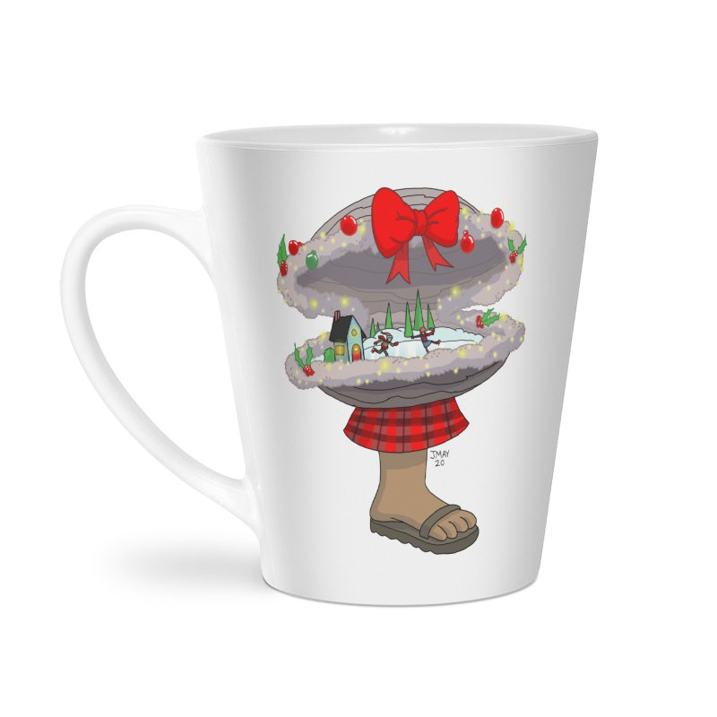 Valvie The Christmas Clam Accessories Mug by jasonmayart's Artist Shop