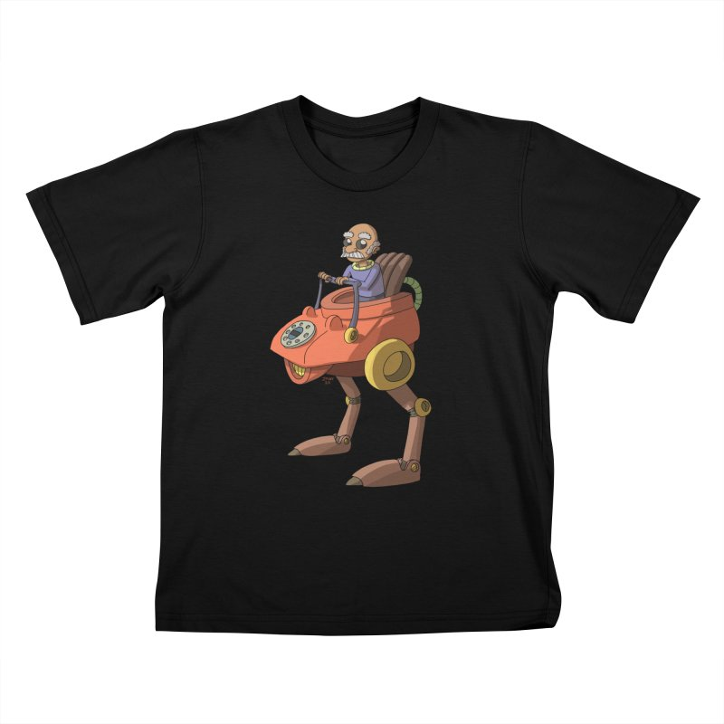 Smooth Operator Kids T-Shirt by jasonmayart's Artist Shop