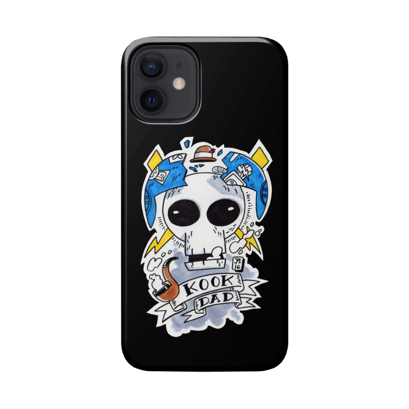 The Original Kook Dad Accessories Phone Case by jasonmayart's Artist Shop