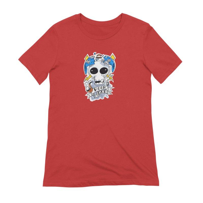 The Original Kook Dad Women's T-Shirt by jasonmayart's Artist Shop