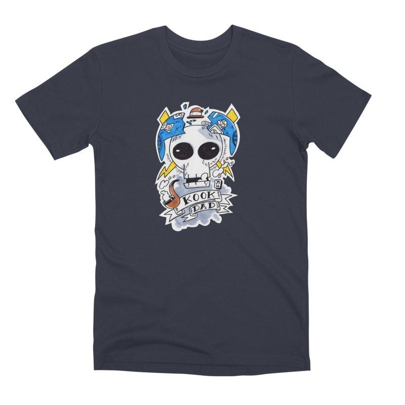 The Original Kook Dad Men's T-Shirt by jasonmayart's Artist Shop