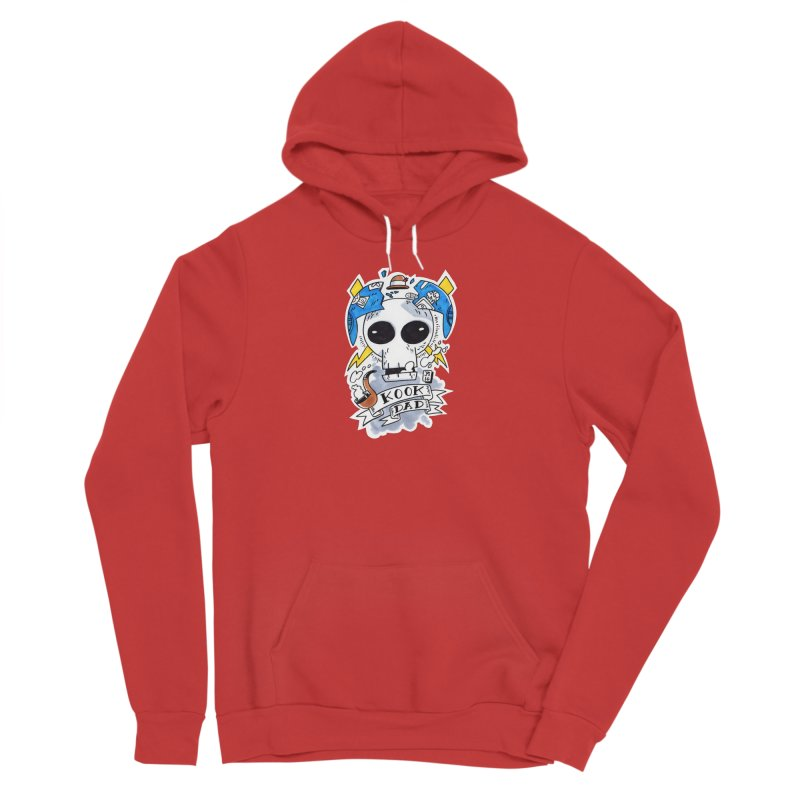 The Original Kook Dad Men's Pullover Hoody by jasonmayart's Artist Shop