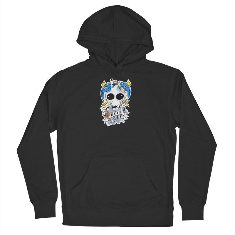 The Original Kook Dad Women's Pullover Hoody by jasonmayart's Artist Shop