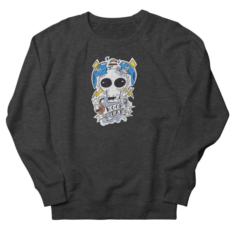 The Original Kook Dad Women's Sweatshirt by jasonmayart's Artist Shop