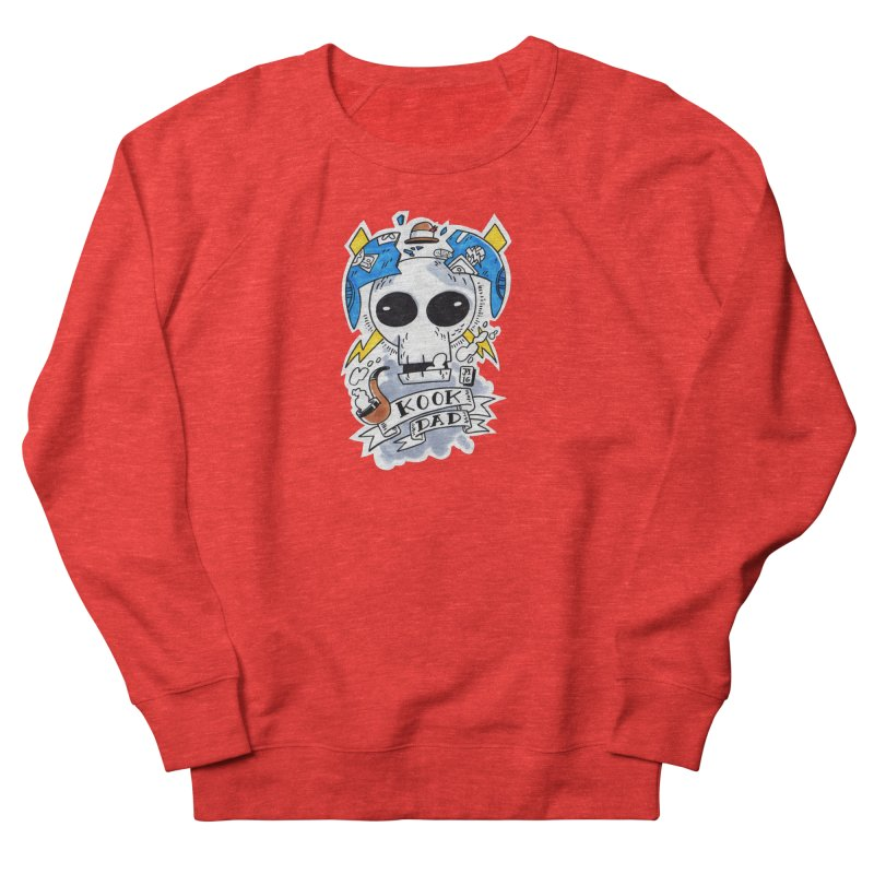The Original Kook Dad Women's Sweatshirt by jasonmayart's Artist Shop