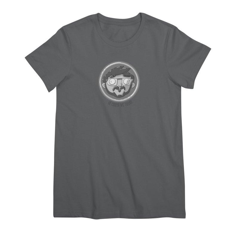 The Chris Nickel! Women's T-Shirt by jasonmayart's Artist Shop