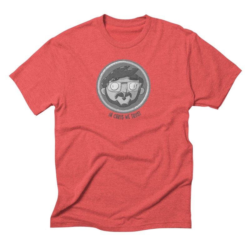 The Chris Nickel! Men's T-Shirt by jasonmayart's Artist Shop