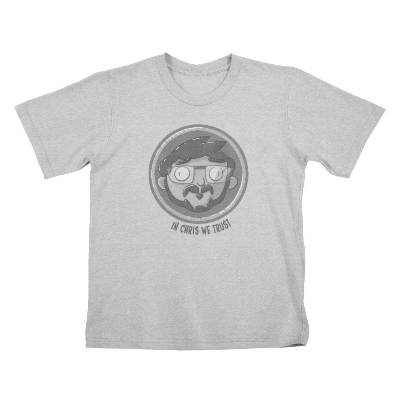 The Chris Nickel! Kids T-Shirt by jasonmayart's Artist Shop
