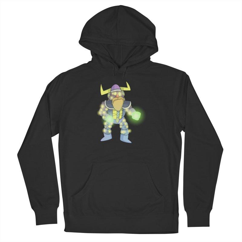 Asteroid Viking Space Adventurer Men's Pullover Hoody by jasonmayart's Artist Shop