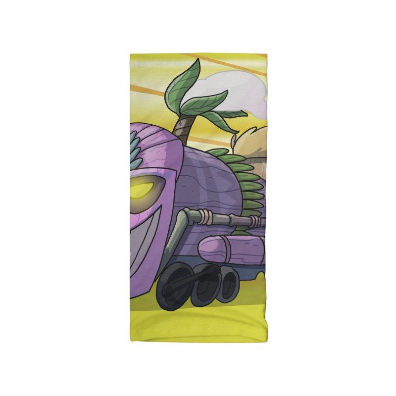 Tiki Train! from Jason May Draw Club House Accessories Neck Gaiter by jasonmayart's Artist Shop