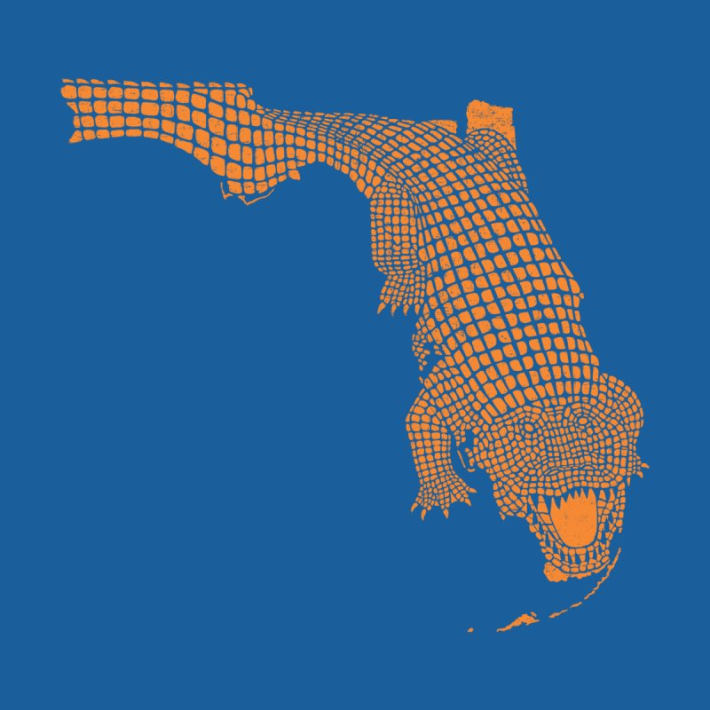 Florida Gator 2 None  by Jason McDade
